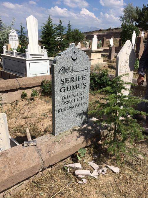 Doğal Taş Mezar